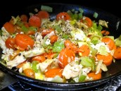 Tuna Salad Scramble